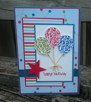 Fun birthday card