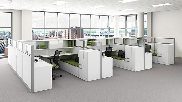 Modular Office Partitions ergonomics Design