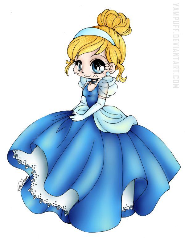 166 Best Chibi Cinderella Images On Pinterest