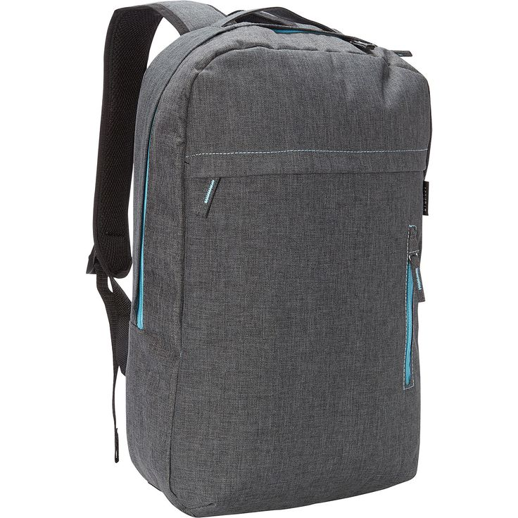 Buy the Everest Trendy Lightweight Laptop Backpack at eBags - Pop color details add a surprising touch to this laptop backpack from Everest. The Everest  Trendy L