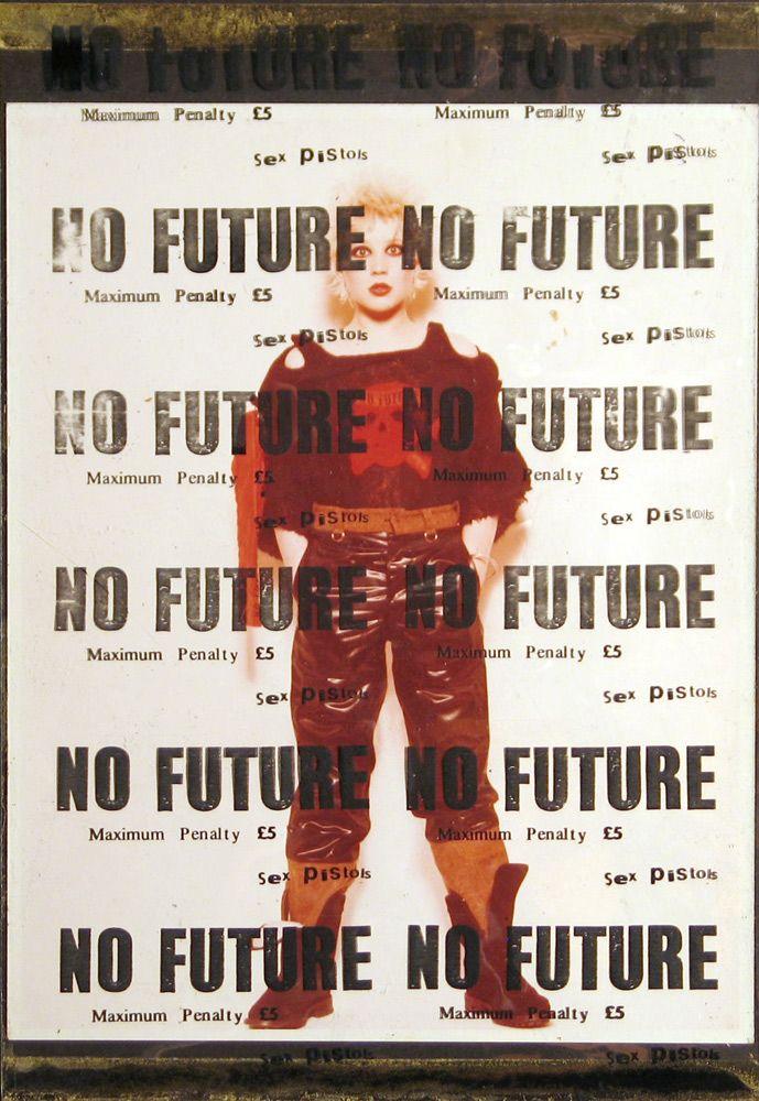 Jamie Reid • jamiereid.org • No Future