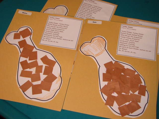 Best thanksgiving preschool ideas images on pinterest