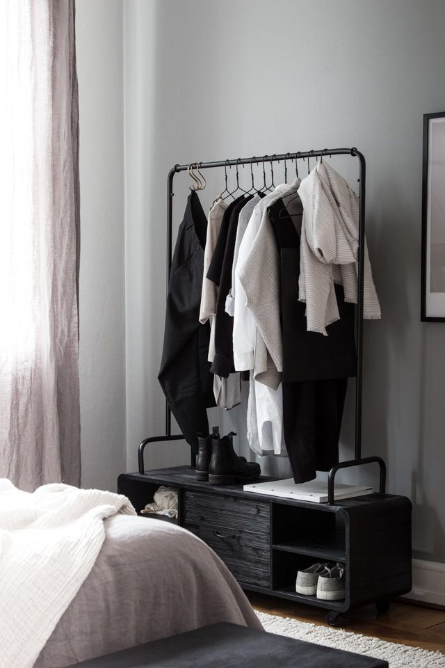 clothes rack for bedroom 1000 ideas about clothes rack bedroom on 14835