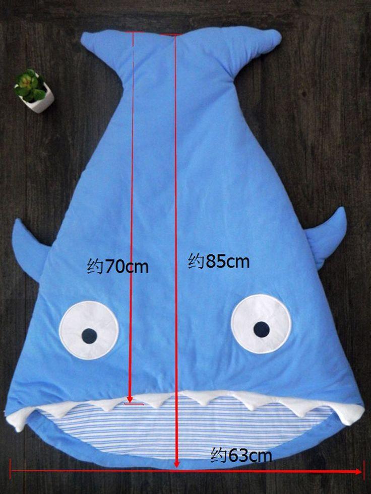 shark-pattern-cute-thicken-baby-sleeping-bag-29379_4.