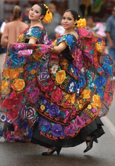 Brownsville, Texas Charro Days Fiesta. Photo by Brad Doherty