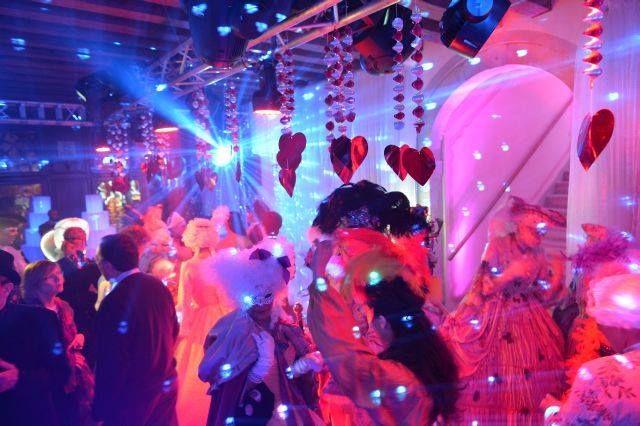 #Venice #Carnival #grand #ball