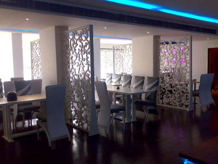 Outstanding Design Interior And Restaurant Ideas Amazing Waterfall By Arturo Interiors With Artistic Divider