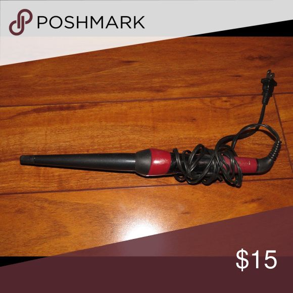 Remington curling wand 💇🏽 Good condition! Makes beautiful curls! No trades 🚫 make offer through the offer button! Accessories Hair Accessories