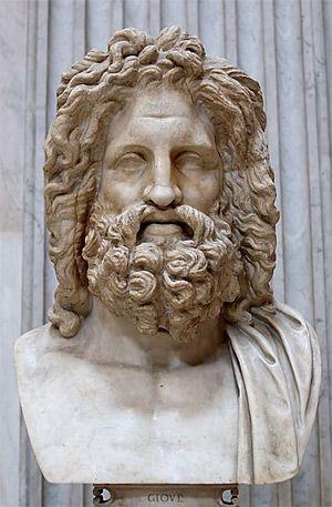 Zevs - vrhovni Bog