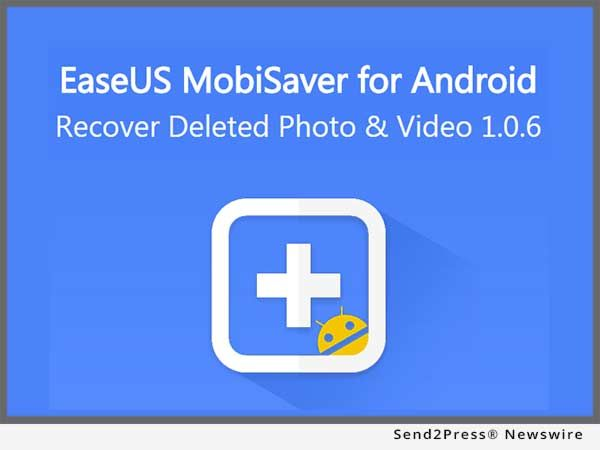 EaseUS MobiSaver – Recover Deleted Photo & Video is a newly released app on Google Play to start file recovery on Android mobile devices. Like EaseUS MobiSaver for Android, Android data recovery software that helps to restore files deleted or lost in Android internal memory or SD card on Windows PC/laptop, this new mobile program gets this recovery feature to recover deleted photos or videos quickly and is available in Google Play now.