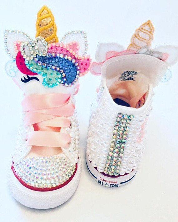 scarpe unicorno converse