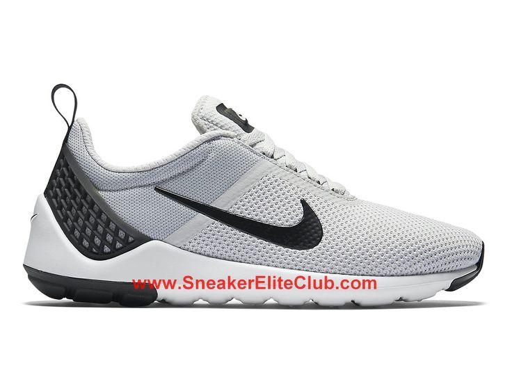 Nike Lunarestoa 2 Essential Homme Gris Blanc NOir 811372_005-1603232086 - Chaussure  Nike BasketBall Magasin