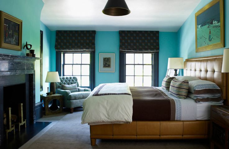 17 best images about designer steven gambrel on pinterest - Habitaciones color naranja ...