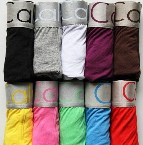 Wholesale !! Sexy Modal Boxers Underwear 12 Colors Men's Underwear Boxer Shorts #CY #Underwear