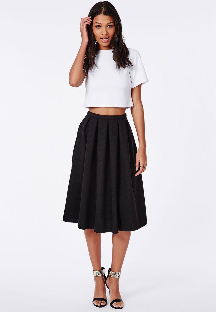 full-black-skirt