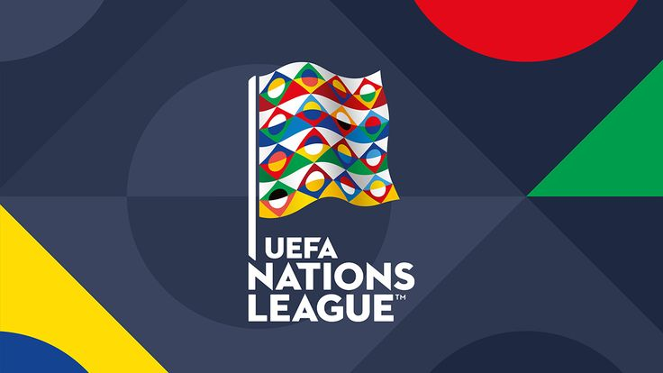 UEFA's new international football tournament is represented by a vibrant system referencing the flags of all 55 competing countries