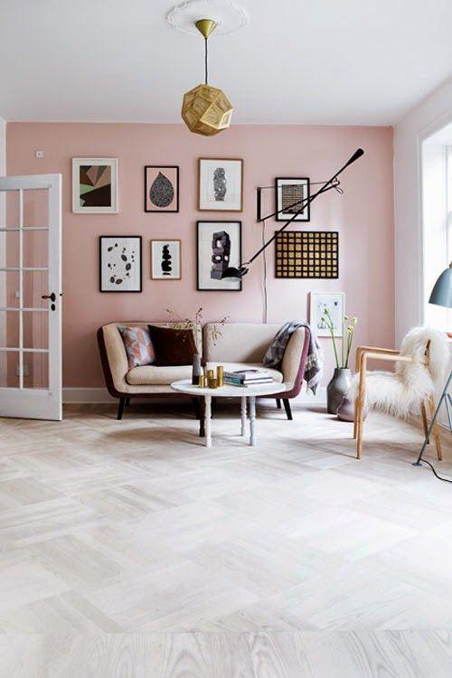Veja algumas inspirações para usar a cor pantone de 2016, Rose Quartz, nos ambientes da sua casa, deixando-a mais leve e delicada. Você vai se surpreender.