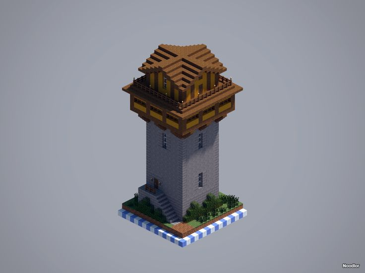 MCNoodlor: Medieval - Tower