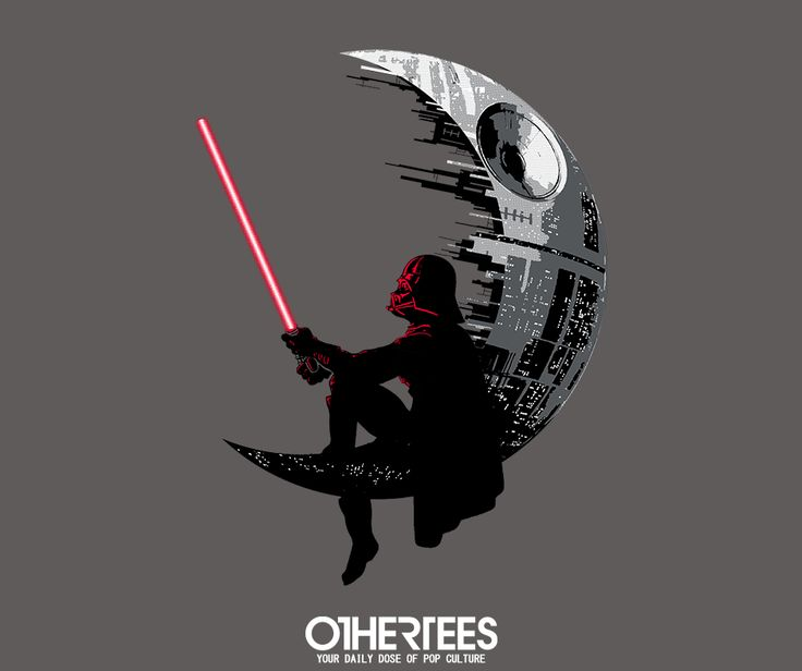 """DARTHWORKS"" T-shirts, Tank Tops, V-necks, Sweatshirts and Hoodies are on sale until March 15th at www.OtherTees.com #tshirt #othertees #clothes #popculture #starwars #darthvader #deathstar #geek #nerd #parody"