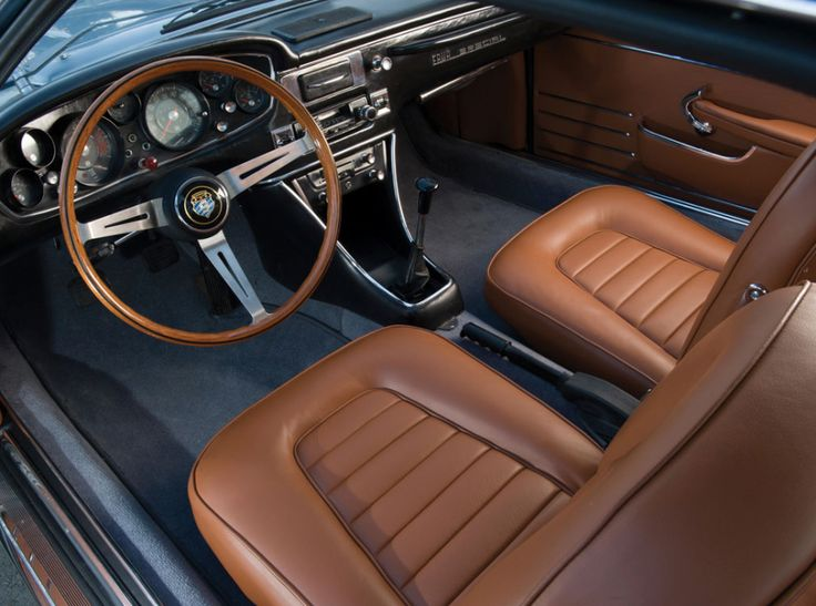 Best Vintage Car Dashes Interiors Images On Pinterest