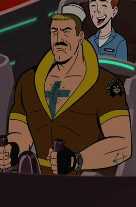Shore Leave - Venture Brothers Wiki