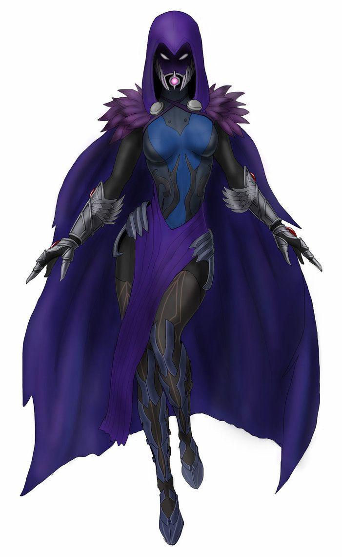 Tali - Raven by spaceMAXmarine