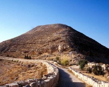 Madaba  Mukawir, Where John the Baptist has been beheaded