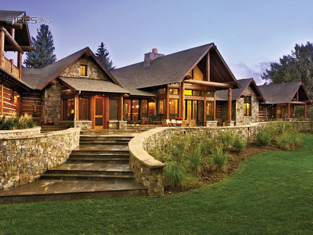 Homes Exterior Traditional With Client S Beautiful Cabin Home We Have