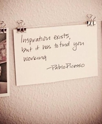 more than sayings: Inspiration exists