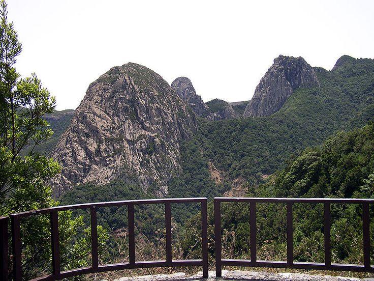 About La Gomera - http://canaryislands.hot-travels.com/about-la-gomera/