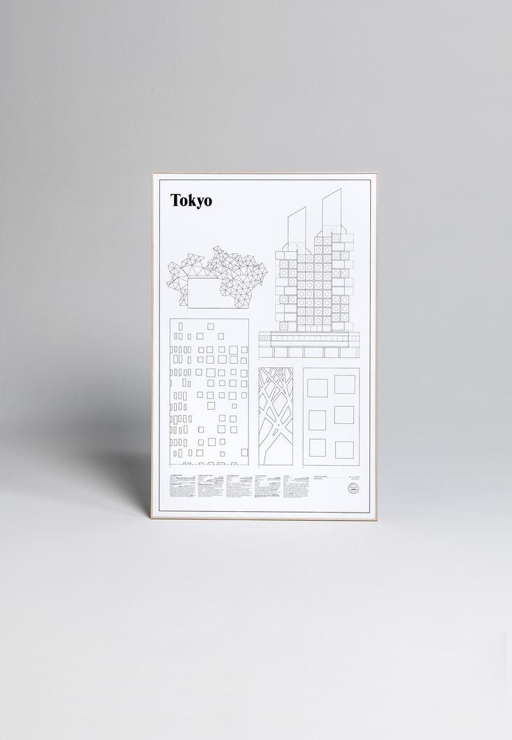 Tokyo Elevations | studio esinam