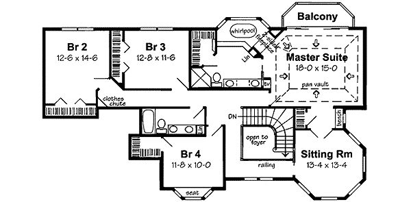 81 best house plans images on pinterest house floor for Architecturaldesigns com house plan 56364sm asp