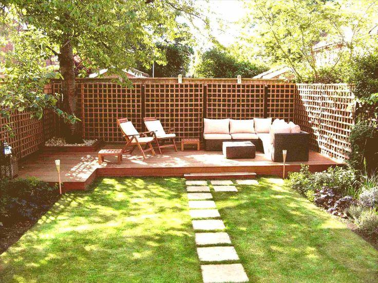 Small Backyard Ideas Without Grass | Small backyard patio ...
