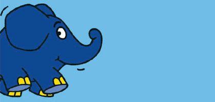 Der Elefant | © WDR Deutsch ist elefantastisch Gemeinsam mit dem WDR stellt das Goethe-Institut auf PASCH-net elefantastische Filme und Unterrichtsmaterialien für den frühen Fremdsprachenunterricht zur Verfügung.