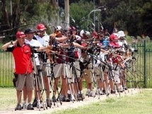 Archery - Old Greys Archery Club. The deal family activity, archery offers interaction with nature on another plane and excitement through different disciplines, with a wide variety of options to choose from. Experience the sound of arrows flying through the air.