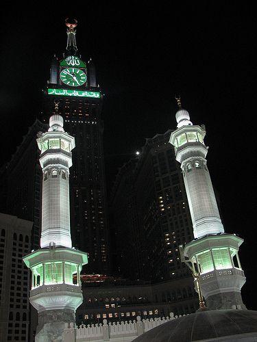 Zam Zam Tower Makkah