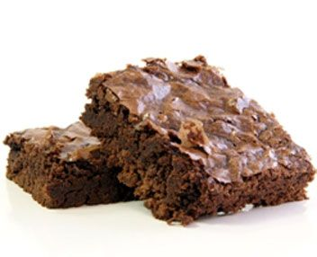 Carob Brownies....do you know how long its been since I had a REAL homemade brownie?