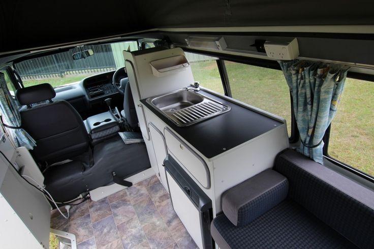 Toyota Hiace Campervan Google Search Campervan