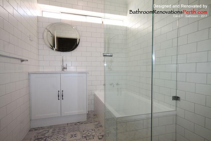 The 25 Best Bathroom Renovations Perth Ideas On Pinterest  Semi Custom Designer Bathrooms Perth Inspiration Design
