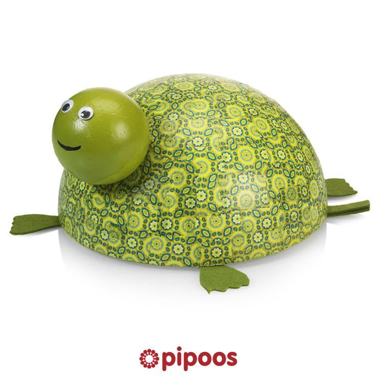 Sinterklaas surprise voor 5 december. Maak deze vrolijke schildpad.