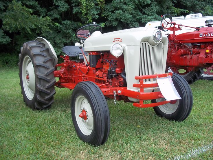 1000 images about ford tractors on pinterest amazing 8N Ford Tractor Ignition Wiring Diagram