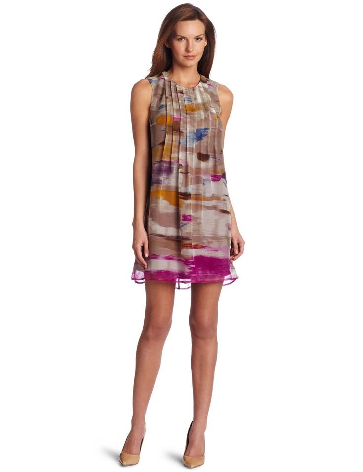 Calvin Klein Women's Sleeveless Dress