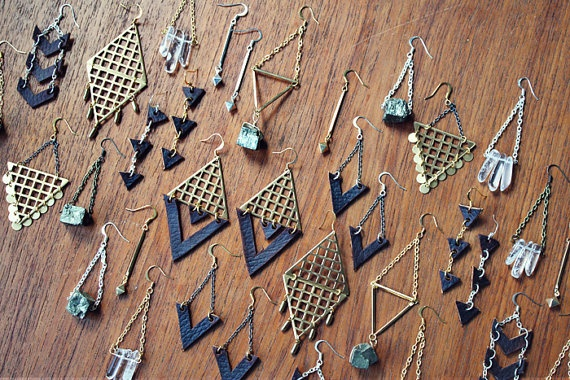 just check out this entire store. local Seattle love, moorea seal jewelry $22: Crafty Stuff, Earrings Galore, Art, Cut Jewelry, Jewelry Ideas, Entire Store, To Create