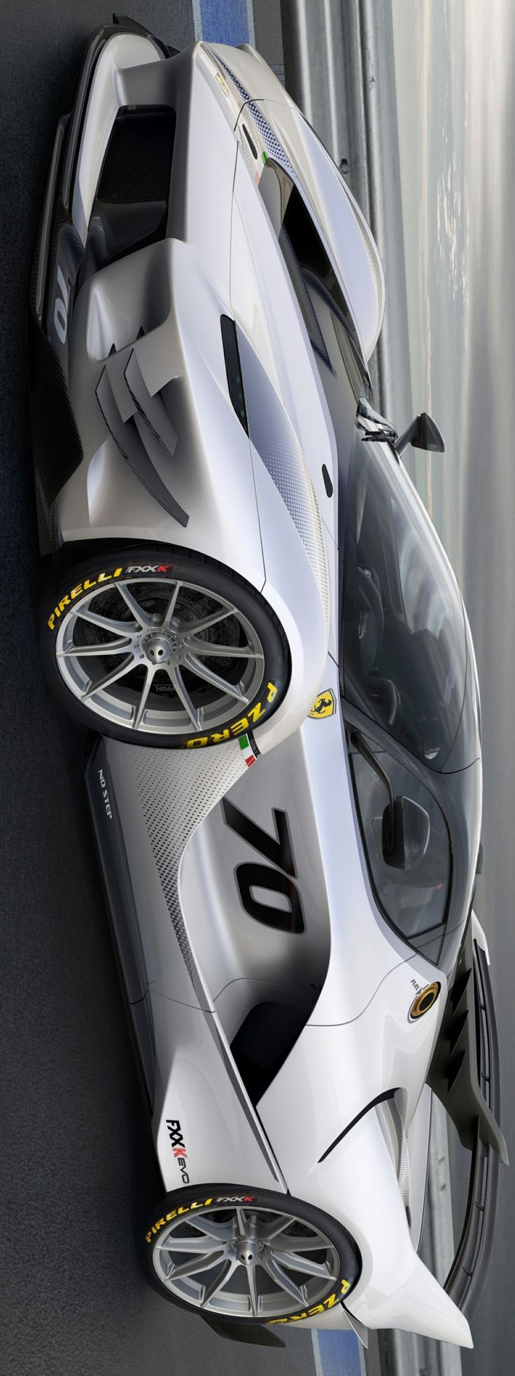 2018 Ferrari FXX-K EVO by Levon