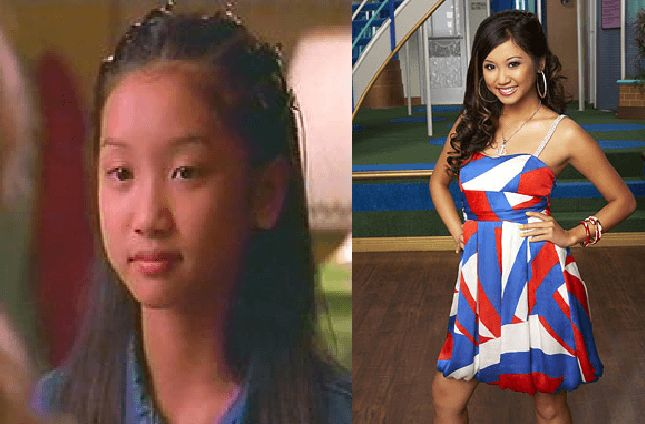 Brenda Song  Disney Channel Stars Then And Now • Page 3 of 5 • BoredBug