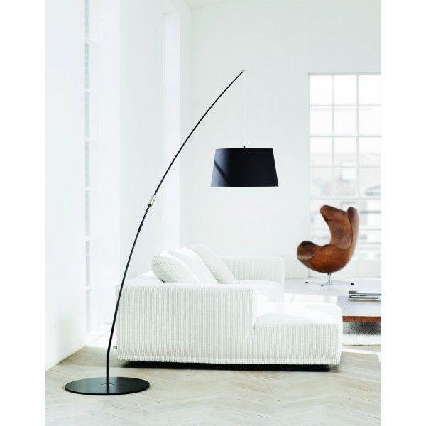 El nombre de esta lámpara no podría ser más acertado. La lámpara Bait -que significa carnada en inglés- se compone de una base y un tubo flexible del cual cuelga la pantalla. ¡Tal como la carnada cuelga en una caña de pescar!