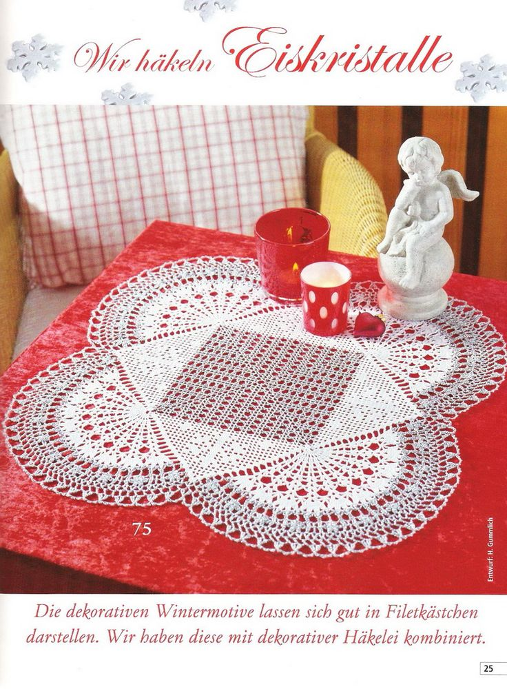 """Crochet doily free diagram pattern, plus more. Click on """"Unnamed Gallery"""" and scroll down to view all patterns."""
