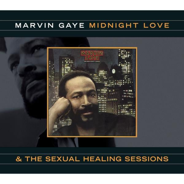 Midnight Love & The Sexual Healing Sessions by Marvin Gaye on iTunes