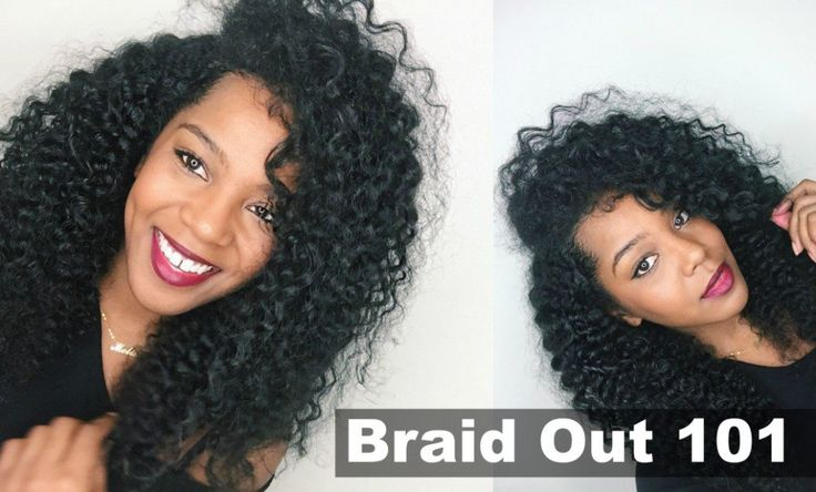 10 Steps To The Baddest Braid Out Ever - Black Hair Information