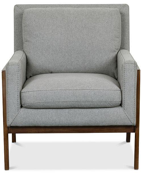 Samuel Lawrence Halifax Accent Chair, Quick Ship U0026 Reviews   Furniture    Macyu0027s